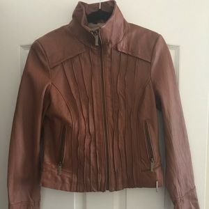 Leather Steve Madden Jacket